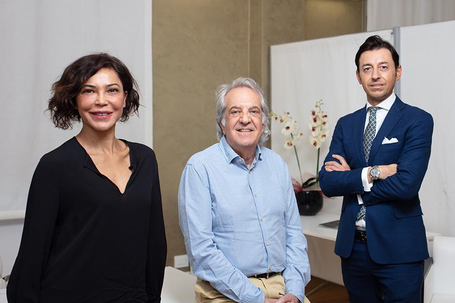 Dottor Luca Spaziante Team