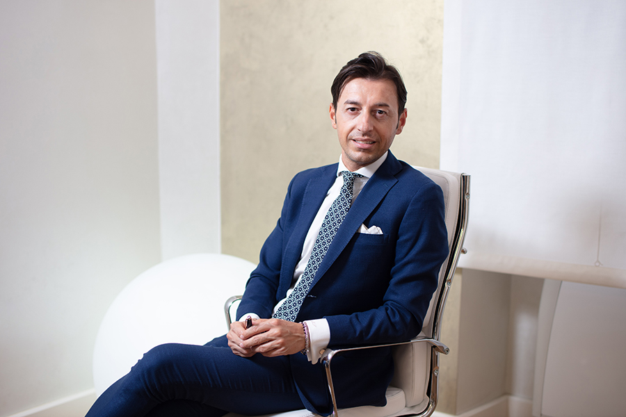 dott Luca Spaziante