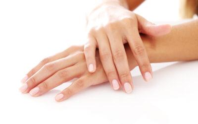 Le mani e l'età