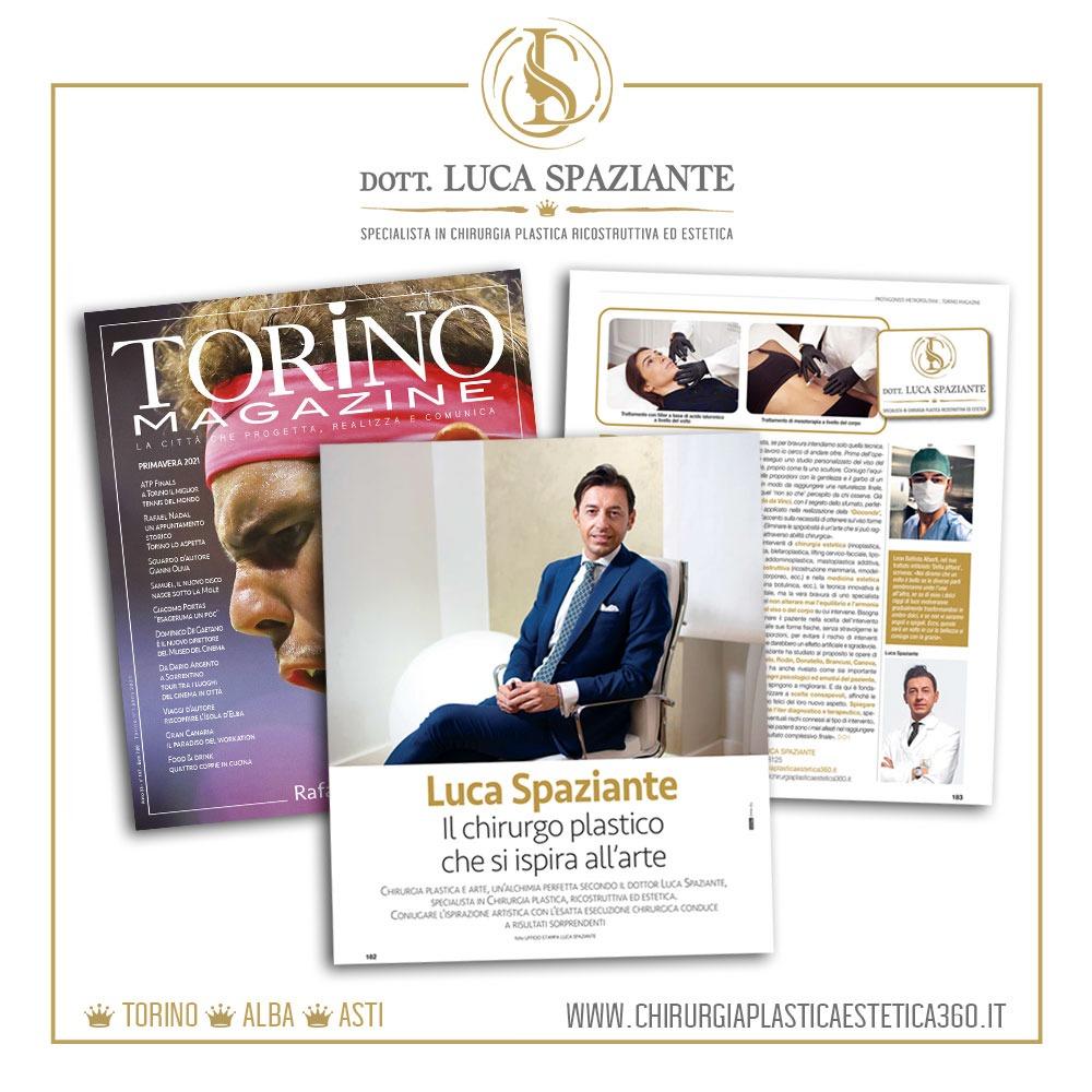 Dott. Luca Spaziante brochure